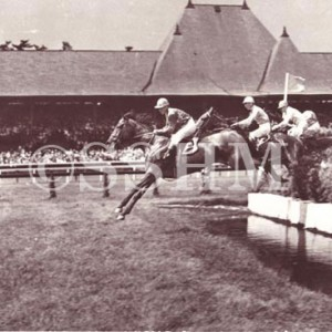 Steeple Chase at Saratoga Race Course