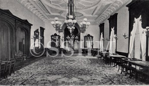 The Gambling Parlor of the Canfield Casino, 1871
